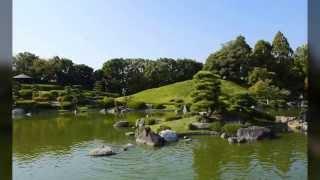 via YouTube Capture堺市へドライブ 行き先:仁徳天皇陵 大仙公園 作成...
