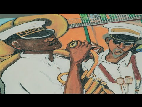 What's New at Jazz in the Park? New Orleans Treme Art Exhibit