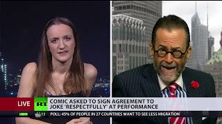 Who39;s laughing now Censorship in comedy (DEBATE)