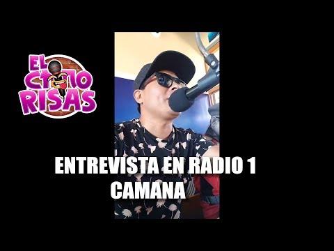 """El Chino Risas Entrevistado En Radio """"Stereo 1""""  Camana 23/01/19"""
