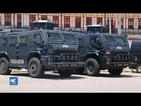 Atlas de seguridad desvela a Brasil