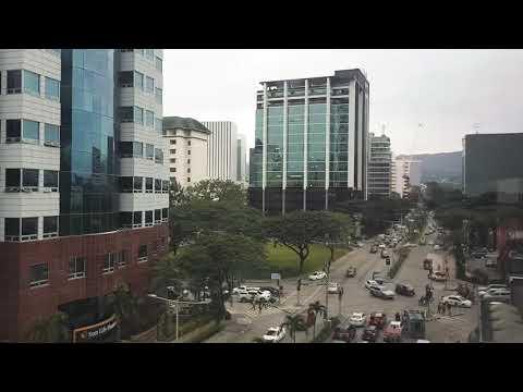 Busy Cebu Business Park