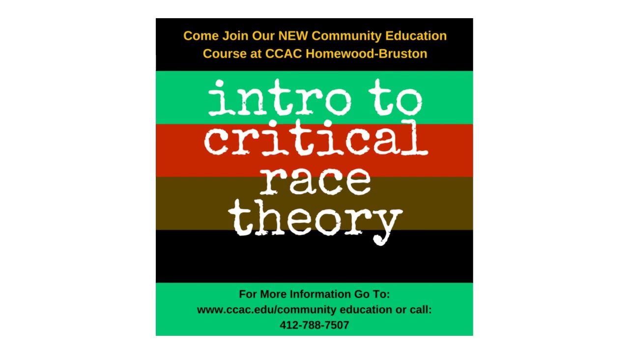 Introduction To Critical Race Theory-Marketing Assignment ...