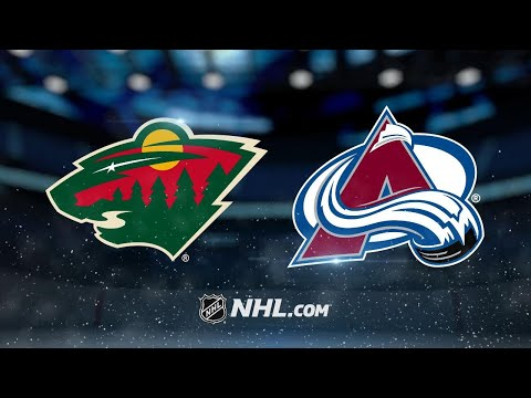 MacKinnon, Avalanche rout Wild in 7-1 win
