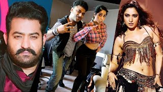 Swing Zara Song Dance by Hot Singer Neha Bhasin | Jai Lava Kusa | DUBLOVER