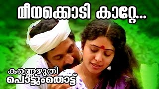 Meenakkodikkatte... | Kannezhuthi Pottum Thottu | Malayalam Movie Song