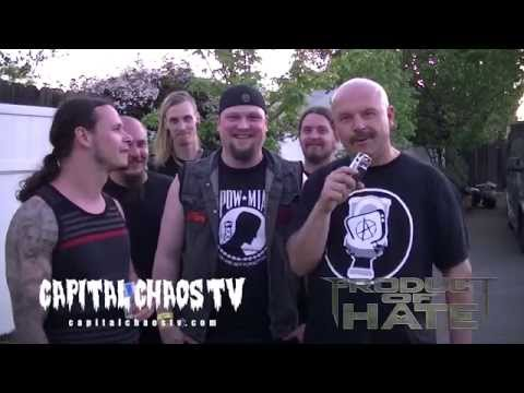 Product Of Hate (Interview) in Orangevale, California