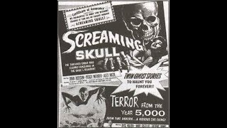 The Screaming Skull & Terror From the Year 5000 - 1958 - TV Trailer