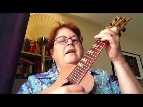 Win this ukulele at California Coast Music Camp