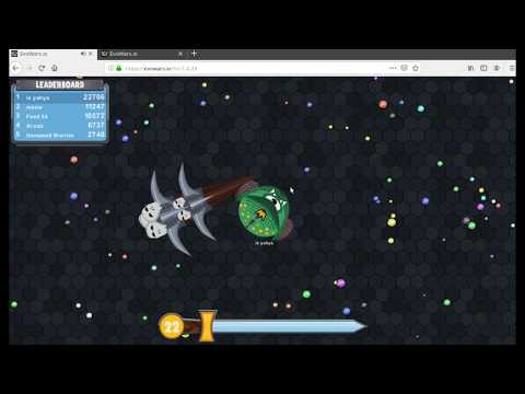 Evowars.io MAX LEVEL EVOLUTION Unlocked 22 Evowars.io