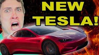 I Want a New Tesla :
