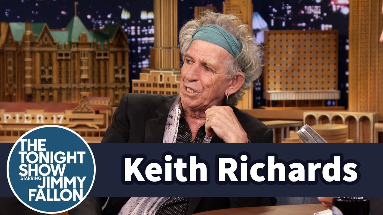 5 Reasons Why Keith Richards Is Immortal