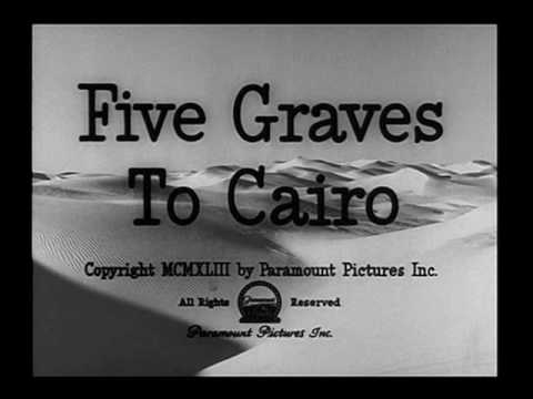 Five Graves to Cairo is listed (or ranked) 18 on the list The Best Franchot Tone Movies
