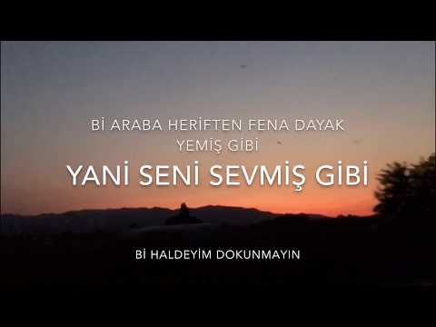 EMİRCAN İĞREK ~ KAPTAN sözleri ile (lyrics)