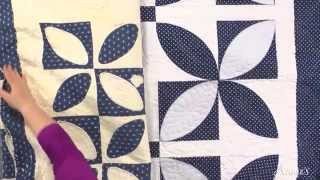 Learn To Restyle Vintage Quilts – An Annie's Video Class