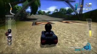 GameSpot Reviews - ModNation Racers Video Review