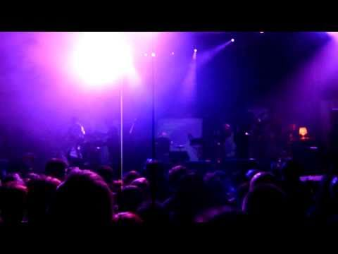 IAMX - Kiss and Swallow [HD] live