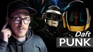 Producing with DAFT PUNK ¿Why are they so Cool? | Audio for Musicians
