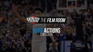 Lob Clear || Duke Actions