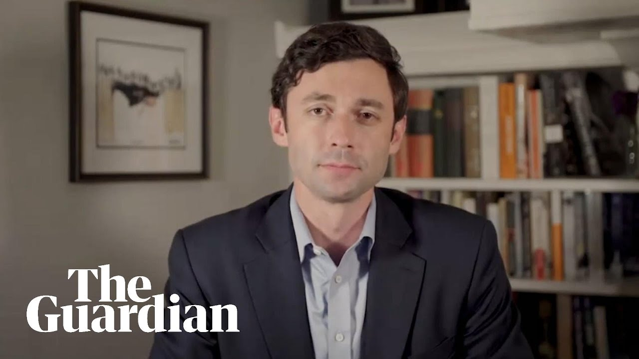 Jon Ossoff thanks Georgia as election draws to close: 'I'll be for you'