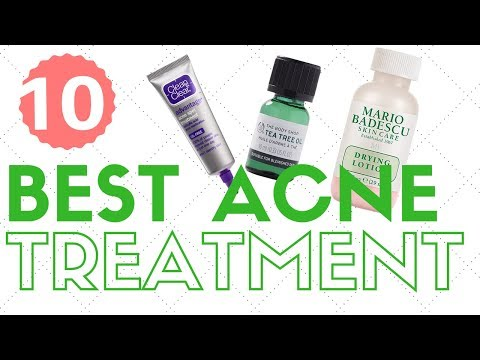 10 Best Acne Treatment That Really Work in 2018