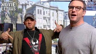"""Venom - Tom Hardy & Ruben Fleisher Live From The Set """"We Are Venom"""""""