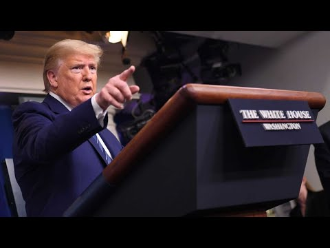 LIVE: President Trump Participates In Small Business Coronavirus Relief Update