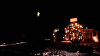 amazing grace techno version hd in la salle il chistmas lights 2008