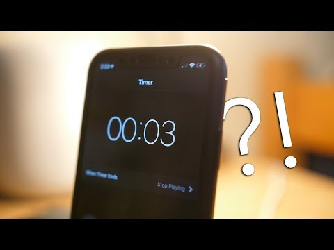 Do you know this iPhone clock tip?!