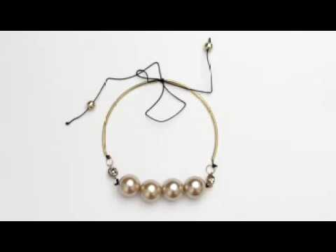 The designer hack do it yourself marni inspired pearl and gold tone the designer hack do it yourself marni inspired pearl and gold tone necklace solutioingenieria Image collections