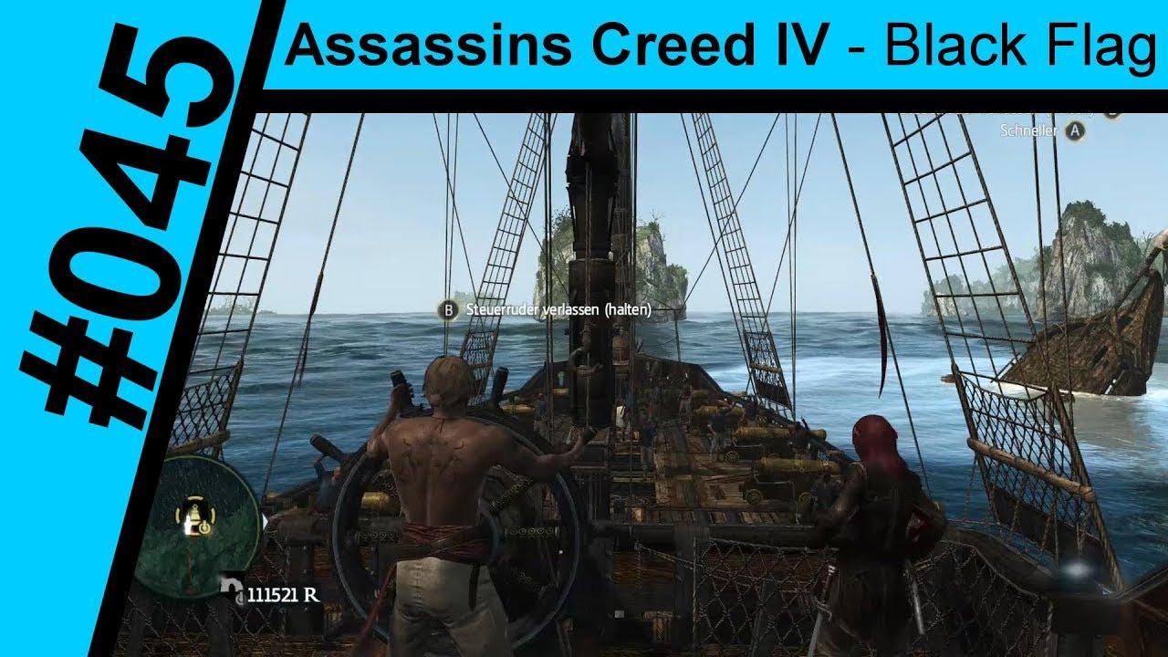 Assassin S Creed Iv Black Flag Xbox One Gameplay 45 Youtube