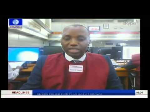 Analysis of Trading on Nigerian Stock Exchange for Jan 10, 23014