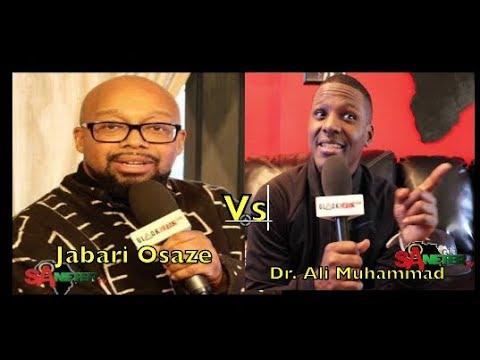 Dr. Ali Muhammad Vs. Jabari: A Clashing Of 2 Worlds; African Culture In American