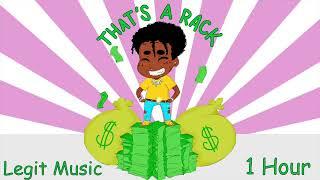 Lil Uzi Vert - That's A Rack Instrumental 1 Hour