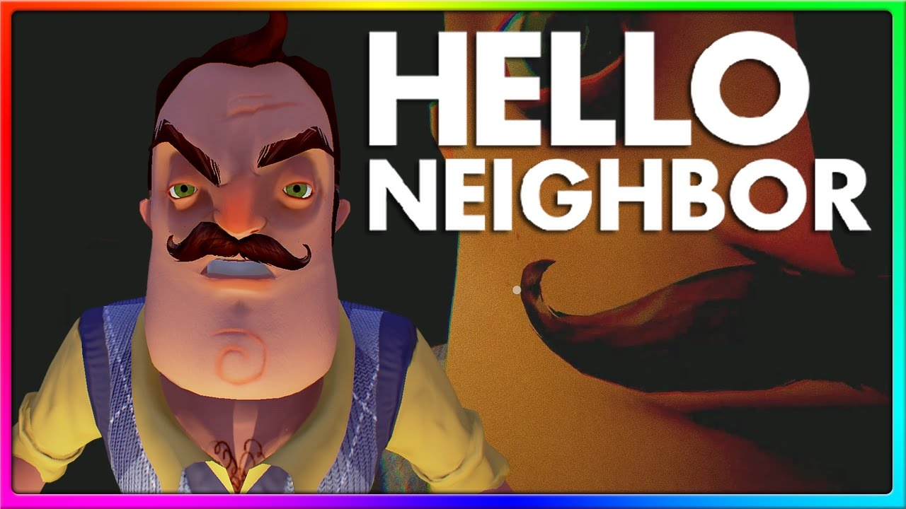 Hello Neighbor W Sidearms And Nobodyepic Hello Neighbor