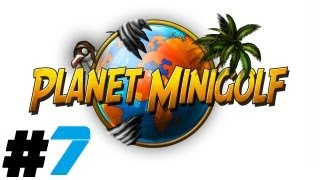 Planet Minigolf Pt.7 || PSN || Working My Way Through The Wacky Courses