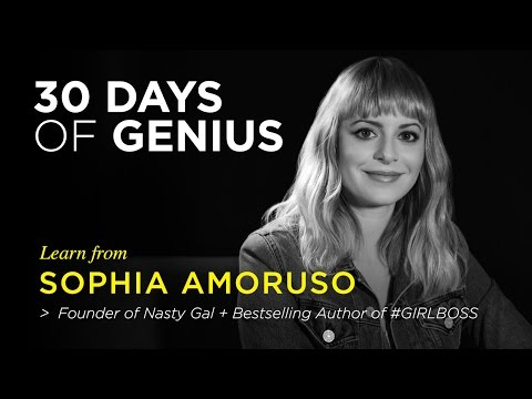 Sophia Amoruso on CreativeLive | Chase Jarvis LIVE | ChaseJarvis