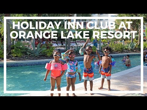 Holiday Inn Vacation Club At Orange Lake Resort, Florida