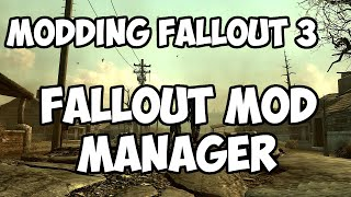 How to use Fallout Mod Manager to Install Fallout 3 Mods.
