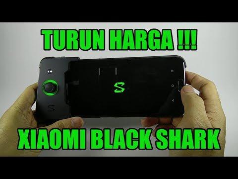 Turun Harga !! Xiaomi Black Shark 8/128GB
