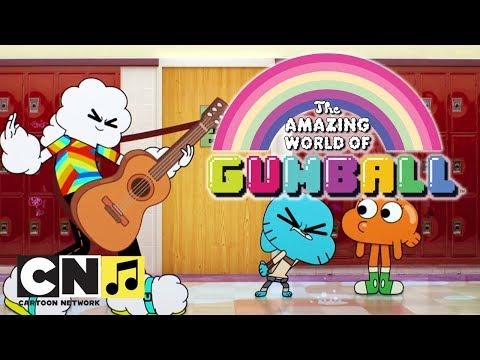 Gumball | Karaoke: Lyt til mit råd | Dansk Cartoon Network