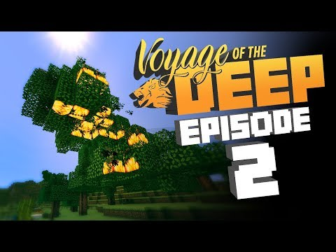 Minecraft: Worst Case Scenario! - Voyage of the Deep (Hardcore) - [02]