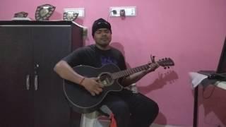 Download Hindi Video Songs - Avalum Naanum ( Guitar Cover) - Achcham Yenbadhu Madamaiyada | A.R.Rahman