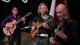 California Guitar Trio - Bach Prelude Circulation BWV 998