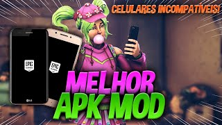 Epic!! FORTNITE ANDROID APK MOD FOR MORE INCOMPATIBLE DEVICES-DOWNLOAD FORTNITE APK MOD!