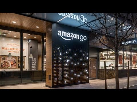 Amazon Working on at Least Three Grocery Store Formats