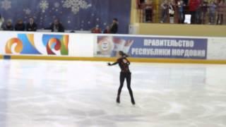 Юлия Липницкая, КП, Russian Juniors 2013