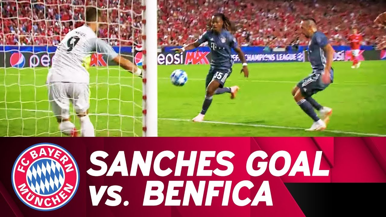 Download Renato Sanches Goal & Applause on his Return to Benfica!