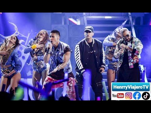 Chino y Nacho Premio Juventud 2016 ft Daddy Yankee - Andas En Mi Cabeza. HD