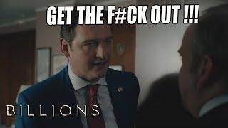 Billions | Chuck gets Fired | Brians Revenge | Season Finale S3E12